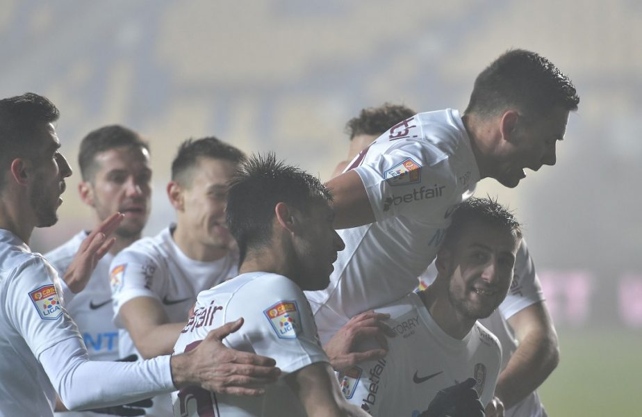 """CFR Cluj – Dinamo 1-0. Campioana o avertizează pe FCSB: """"Titlul se joacă până la final!"""". Mesaj războinic pentru olteni"""