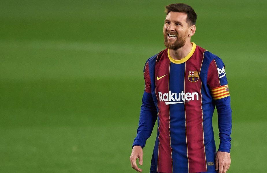 """Lionel Messi, acuze incredibile la adresa arbitrului. """"Vrea să îmi dea cartonaş galben!"""". Căpitanul Barcelonei risca să rateze El Clasico"""