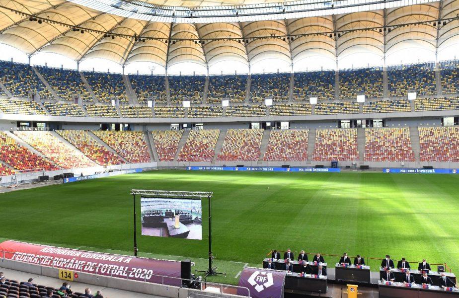 Euro 2020 cu fani pe Arena Naţională! Teste chiar la stadion, filtre şi oameni de la UEFA. Noi detalii date de ministrul Novak
