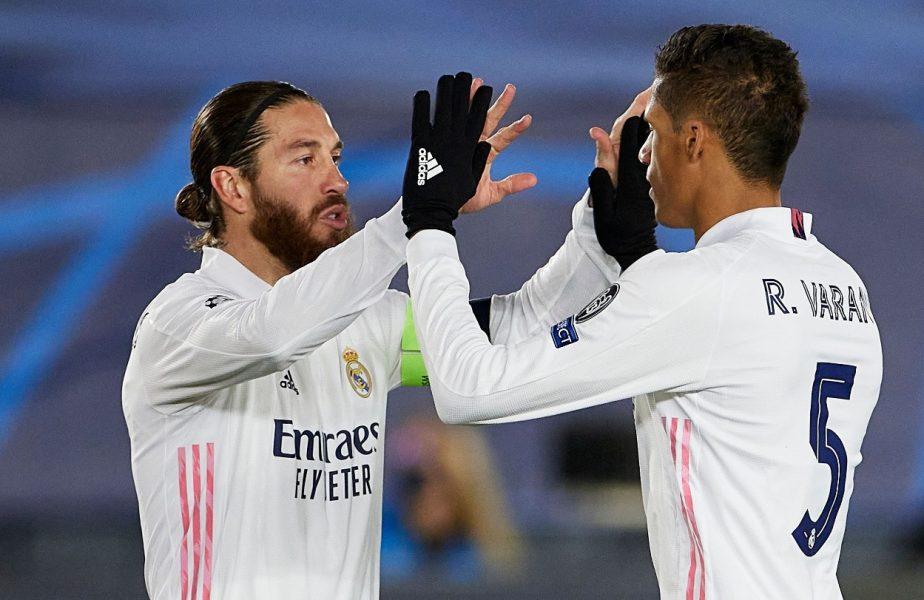 Real Madrid – Liverpool | Dezastru pentru Zinedine Zidane. După Ramos, l-a pierdut şi pe Raphael Varane! Francezul, testat pozitiv cu Covid-19