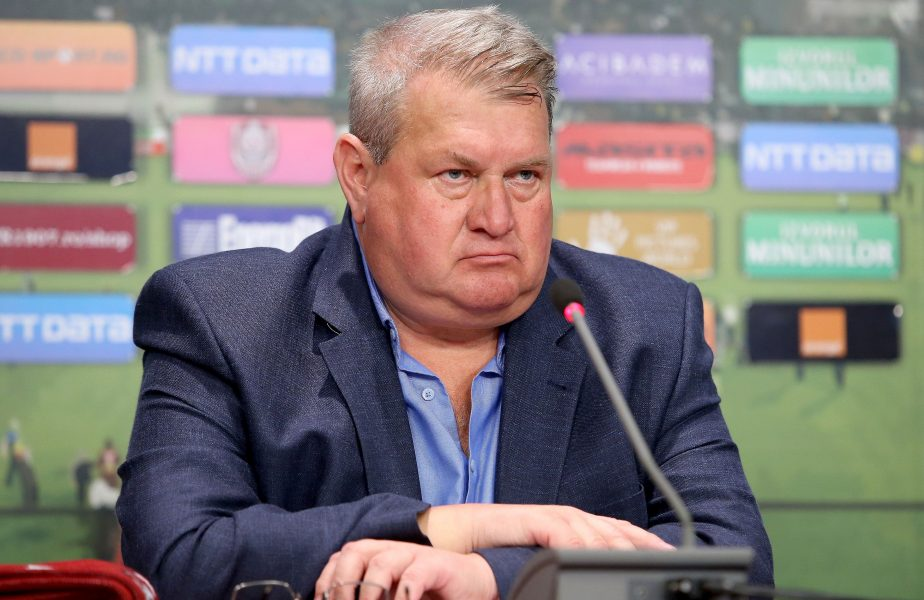 """Iuliu Mureşan nu rămâne dator! Fostul conducător al CFR, replică pentru Gigi Mulţescu: """"M-a distrat! Eu îl respect, chiar dacă nu a câștigat prea multe trofee"""""""