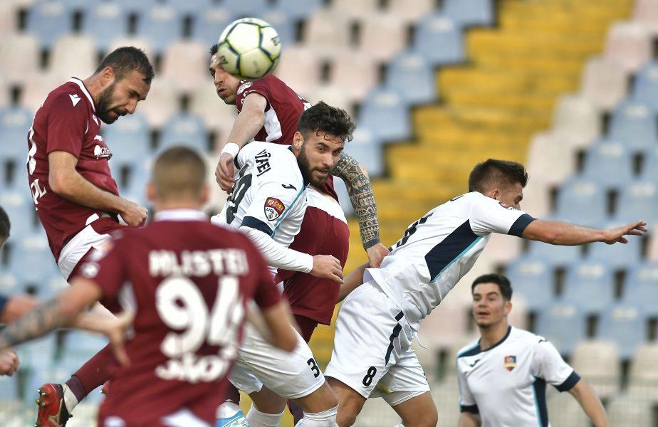 Csikszereda – Rapid 0-1. Debut cu dreptul pentru Daniel Niculae ca preşedinte al clubului. Giuleştenii, pe primul loc în Liga 2