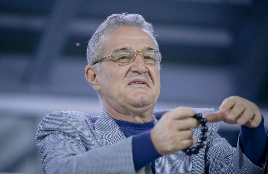 Gigi Becali forţează transferul unui jucător din naţionala lui Mirel Rădoi. Salariul propus şi prima de instalare uriaşă promisă