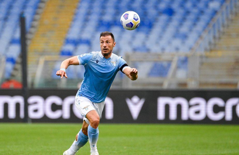 """Ştefan Radu nu a vrut să audă nici de Juventus!  A rămas la Lazio, să scrie istorie! """"Nu sunt multe exemple: Totti, Del Piero, Maldini"""""""