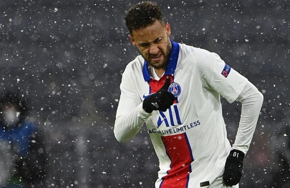 VIDEO | Neymar, prestaţie de gală în Bayern – PSG! Superstarul brazilian i-a lăsat mască pe nemţi cu un assist superb