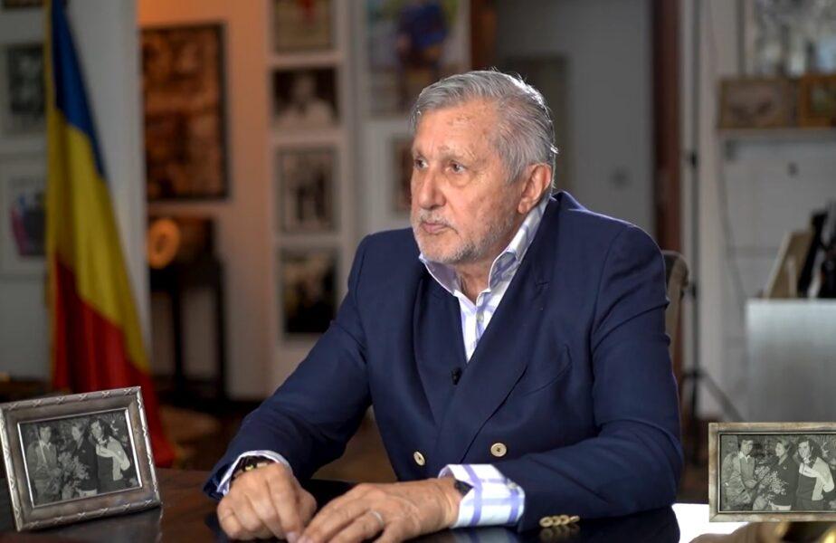 """""""Legende"""" cu Dan Negru! Ilie Năstase, dezvăluiri fabuloase despre contractele semnate de-a lungul carierei. Cum i-a încurcat pe fraţii Dassler"""