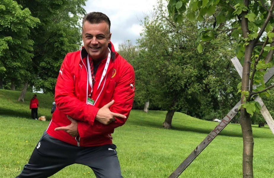 AS.ro LIVE | Adrian Enache este invitatul lui Cătălin Oprişan, de la 10:30. Povești inedite ale fostului căpitan al Naționalei de Fotbal a Artiștilor