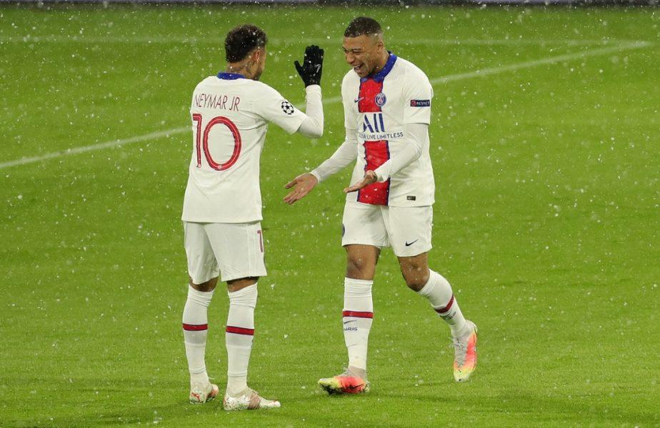 """Prima reacţie a lui Kylian Mbappe, după Bayern – PSG 2-3. """"Iubesc acest gen de meciuri"""""""