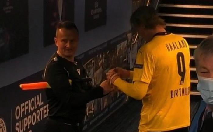 """Octavian Şovre i-a cerut autograf şi lui Lionel Messi, nu doar lui Erling Haaland! """"Când a aflat despre ce e vorba, mi-a semnat 9 cartonașe, nu unul"""""""