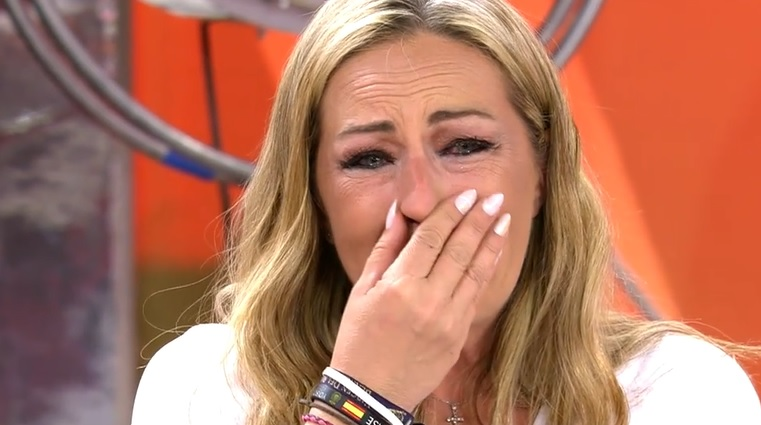 """Mesajul trimis, printre lacrimi, de Ruth Sanz lui Iker Casillas: """"Fii bărbat!"""""""