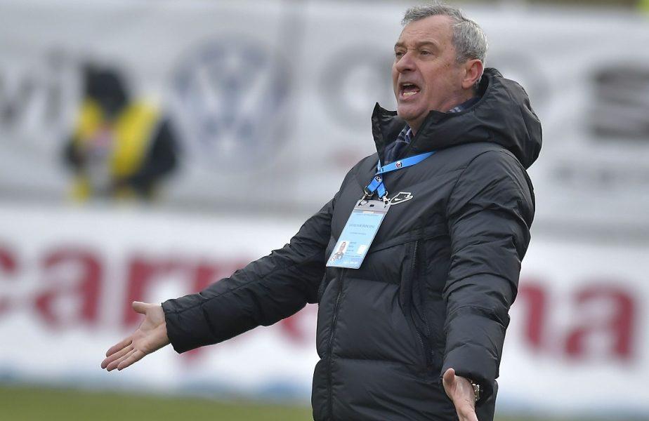 Mircea Rednic, OUT de la Viitorul! Hagi nu a mai suportat şi a decis să îi rezilieze contractul. Anunţul oficial
