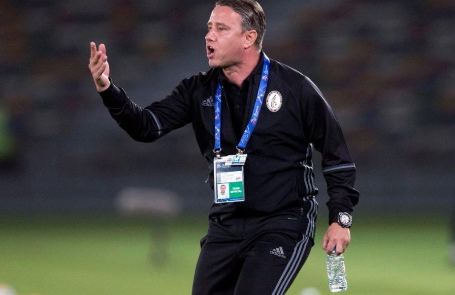 Laurențiu Reghecampf, debut de coșmar la Al Ahli! Echipa lui era condusă cu 0-3 după 28 de minute. Cât s-a terminat