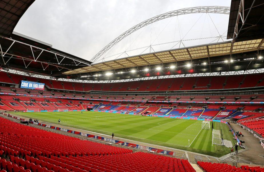 Euro 2020   Englezii vor 45.000 de oameni pe Wembley, la meciurile din semifinale şi finală