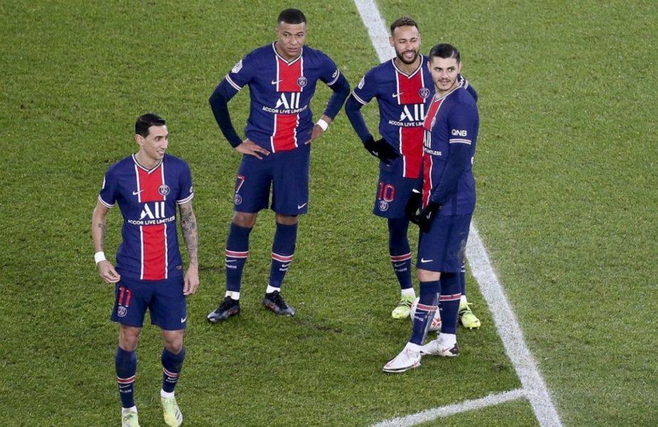 """Un star de la PSG poate ajunge lângă Cristiano Ronaldo la Juventus! Anunțul făcut de L'Equipe: """"Are o reputație bună în Italia"""""""