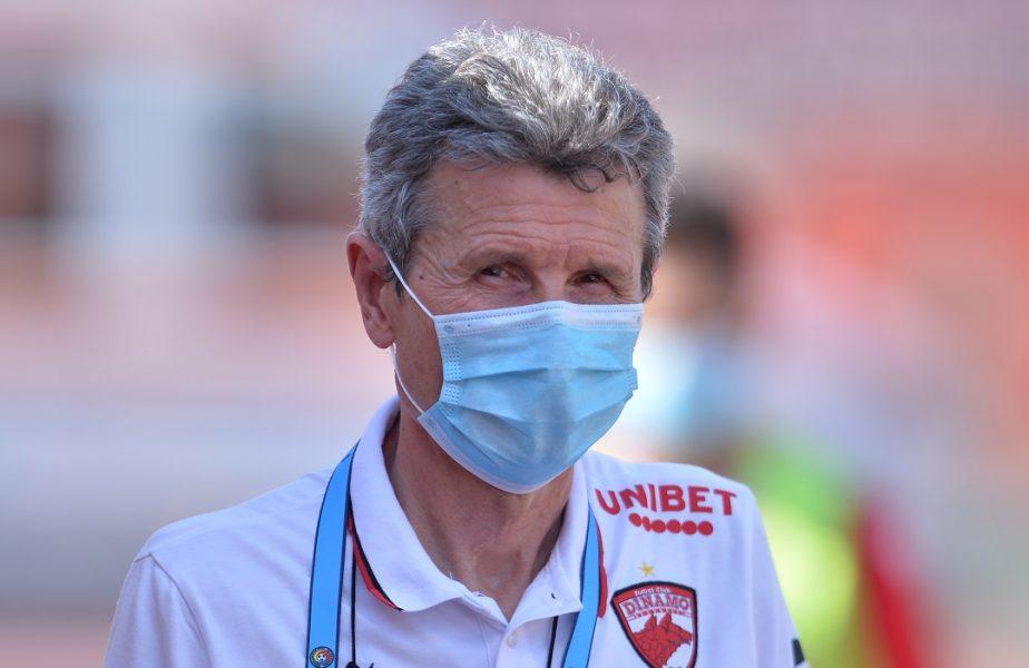 """Fanii din PCH, mesaj categoric pentru Gigi Mulţescu: """"Mulțumim pentru tot! Presiunea a fost prea mare"""". Dinamo riscă să rămână fără antrenor!"""