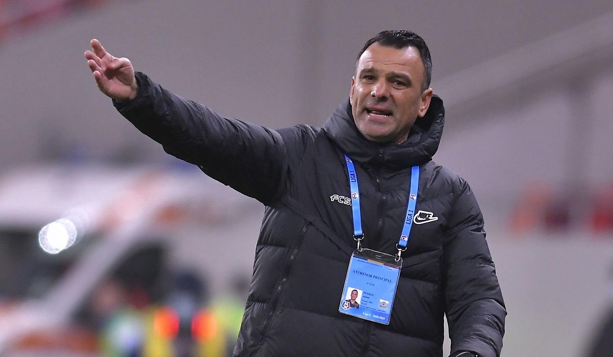 """Sepsi – FCSB 1-1. Toni Petrea refuză să se uite la clasament. Marea îngrijorare a antrenorului roş-albaştrilor: """"Să vedem cât de grav e!"""""""