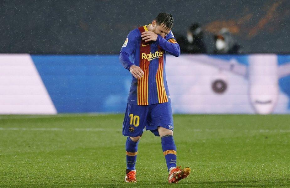 Real Madrid – Barcelona 2-1 | Lionel Messi, de nerecunoscut în El Clasico. Trece prin cea mai neagră perioadă. Nu poate marca în lipsa lui Cristiano Ronaldo!