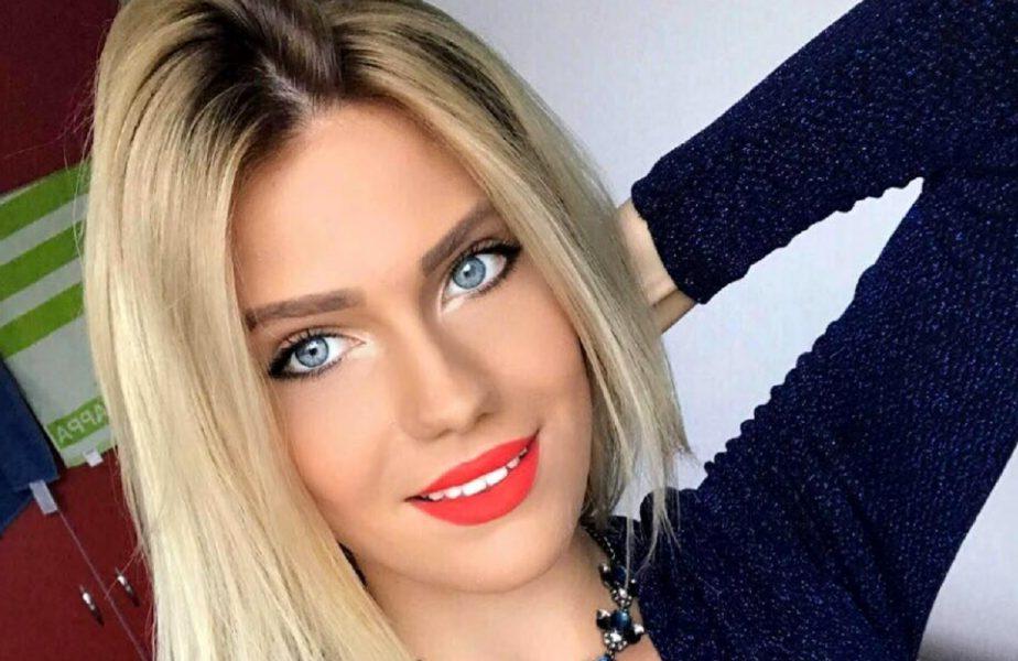 """Una dintre cele mai frumoase românce, aleasă ambasadoare pentru Campionatul European de Volei. """"Un sentiment extraordinar şi o şansă unică"""""""
