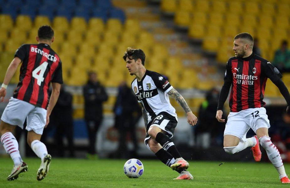 Dennis Man, dorit lângă Ibrahimovic! AC Milan a pus ochii pe internaţionalul român. Detaliile mutării