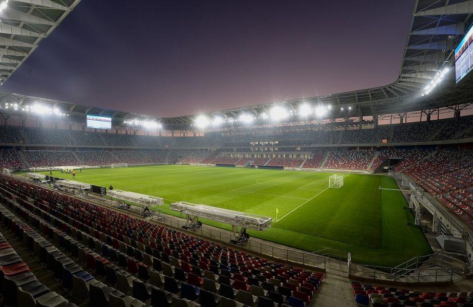 """Stadionul Steaua ar putea fi inaugurat abia în 2022! Ce probleme sunt la """"bijuteria"""" de 64 de milioane de euro din Ghencea"""