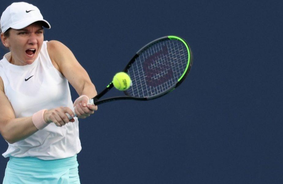 Simona Halep se menţine pe locul 3 WTA. Ce românce mai sunt în Top 100. Ce locuri ocupă italiencele, înainte de întâlnirea de FedCup
