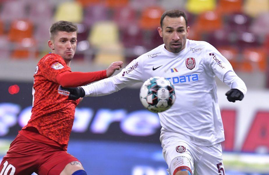 Gigi Becali pregăteşte o BOMBĂ URIAŞĂ! Negociază cu Paulo Vinicius, fostul fundaş al celor de la CFR Cluj