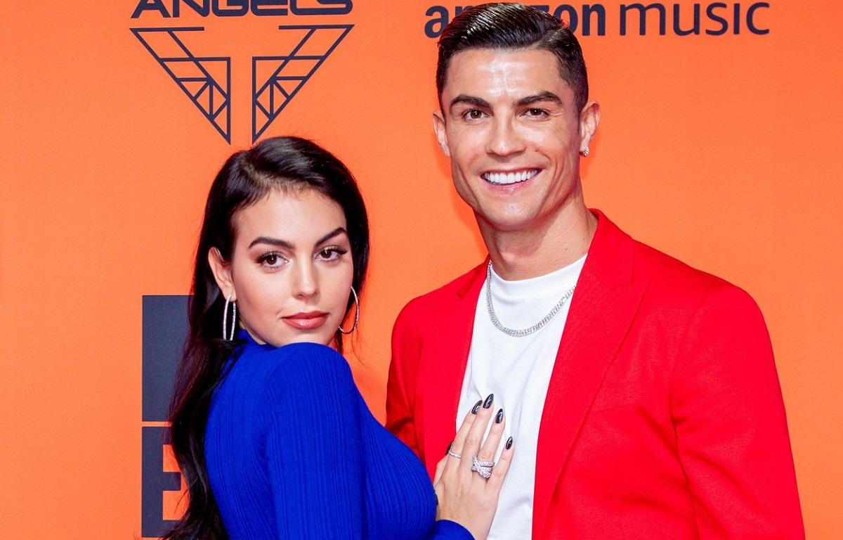 Cristiano Ronaldo, cadou de 125.000 de euro pentru Georgina