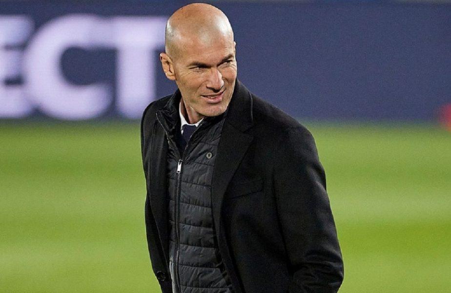 Zinedine Zidane l-a convins pe Florentino Perez! Victoriile cu Barcelona şi Liverpool au contat decisiv. Anunţul făcut spanioli