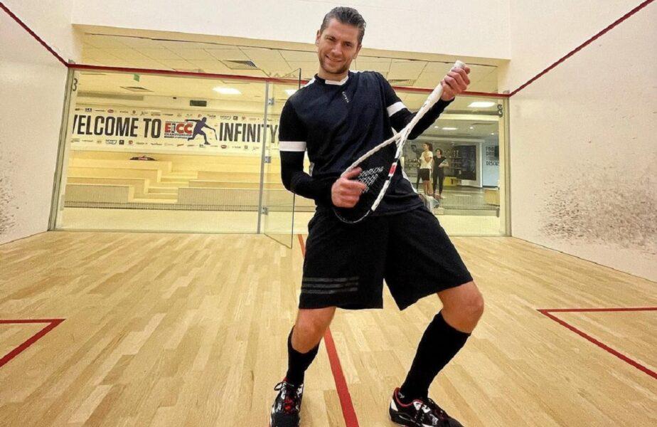 AS.ro LIVE | Valentin Butnaru este invitatul lui Cătălin Oprişan, de la 10:30. Antrenorul de squash al vedetelor, poveşti de senzaţie