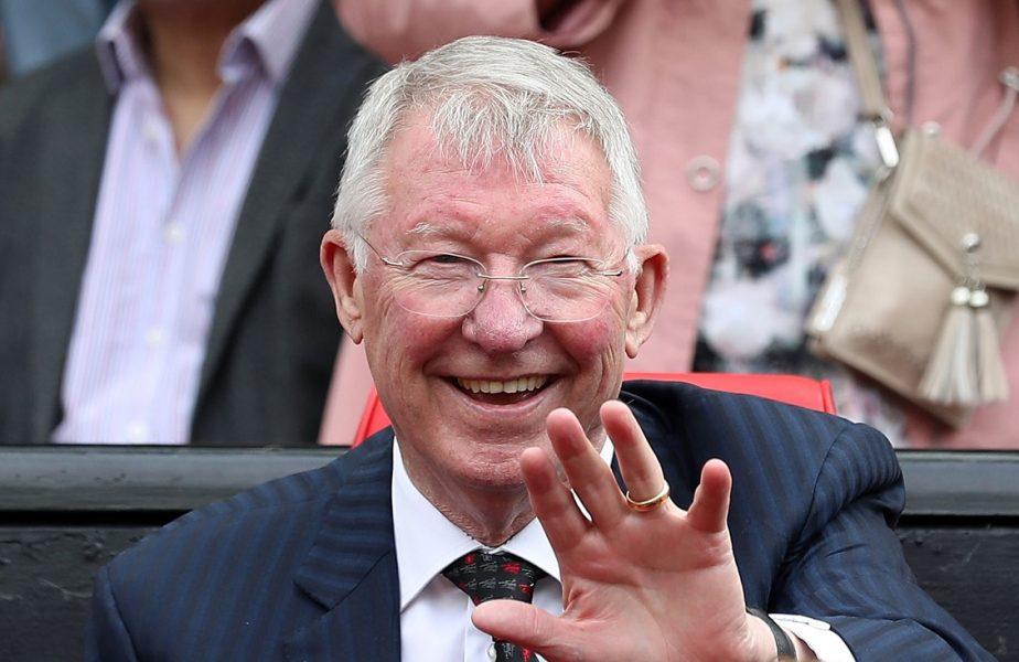 """Românul care l-a impresionat pe Sir Alex Ferguson. """"A vrut să mă transfere imediat după meci"""""""
