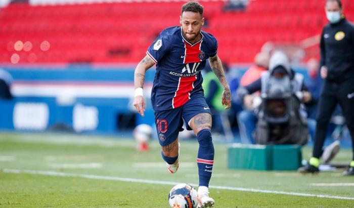 Neymar, PSGG
