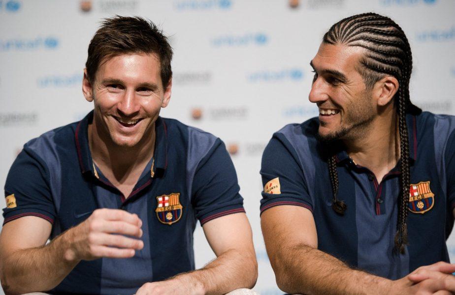 """Incredibil! Cum arată acum portarul Barcelonei, """"fratele"""" lui Messi. A câștigat Premiul """"Grammy"""" pentru cel mai bun album flamenco"""