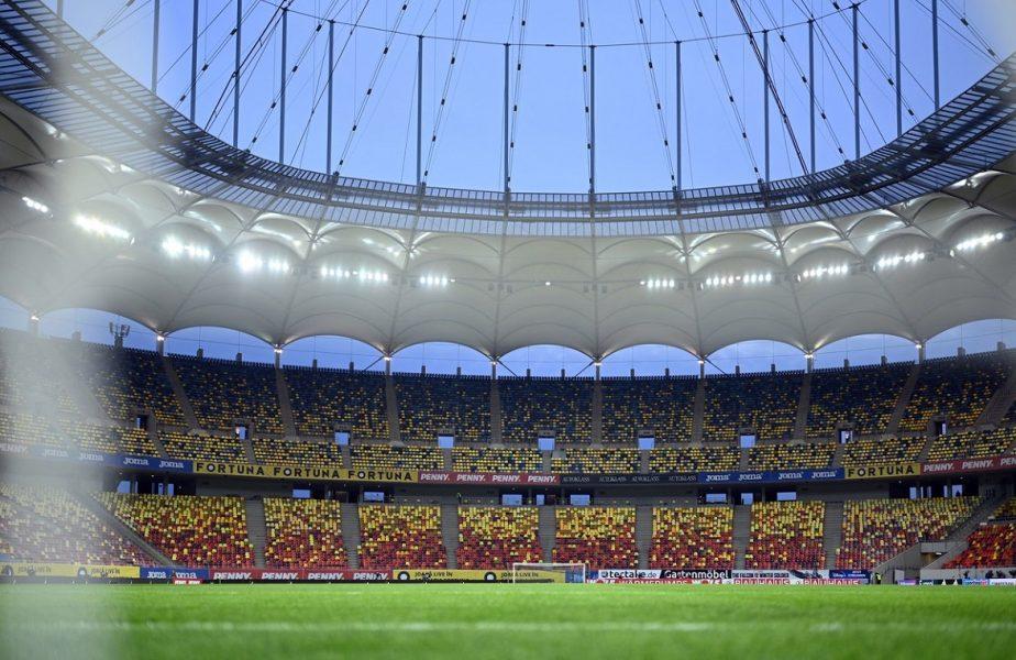 Arena Naţională, vot de încredere de la UEFA. Ce au fost anunţaţi fanii care vin să vadă meciurile de la EURO pe cel mai mare stadion din România