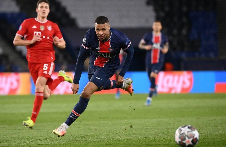 Eroare incredibilă de arbitraj în PSG – Bayern. Mbappe, oprit eronat de arbitru. Tuşierul s-a grăbit fără a se mai baza pe sistemul VAR!