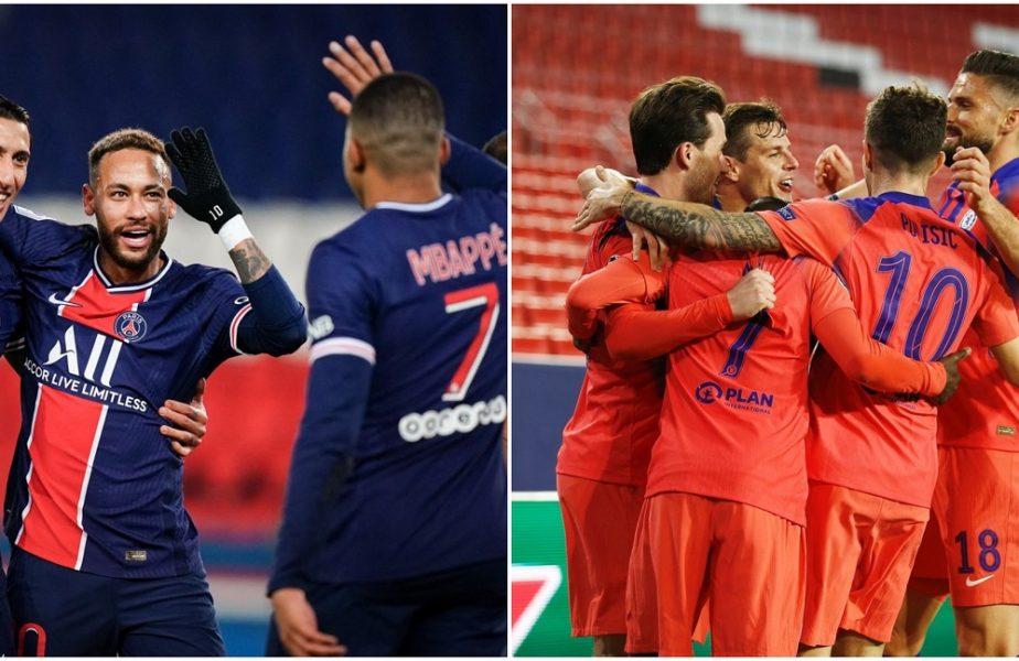 PSG – Bayern 0-1 şi Chelsea – Porto 0-1. Au câştigat, dar nu s-au calificat! Neymar şi Mbappe, în semifinalele Champions League! Golul fabulos al portughezilor nu a mai contat