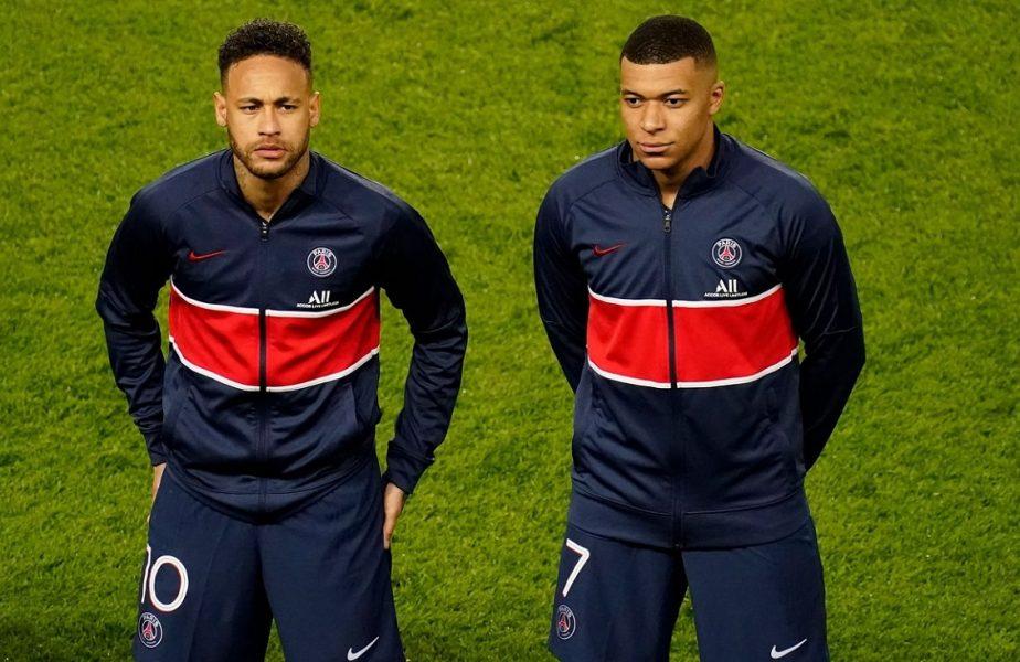 """PSG – Bayern 0-1. Nasser Al-Khelaifi pune presiune pe Neymar şi Mbappe! Mesaj categoric transmis de şeic: """"Nu au nicio scuză!"""""""