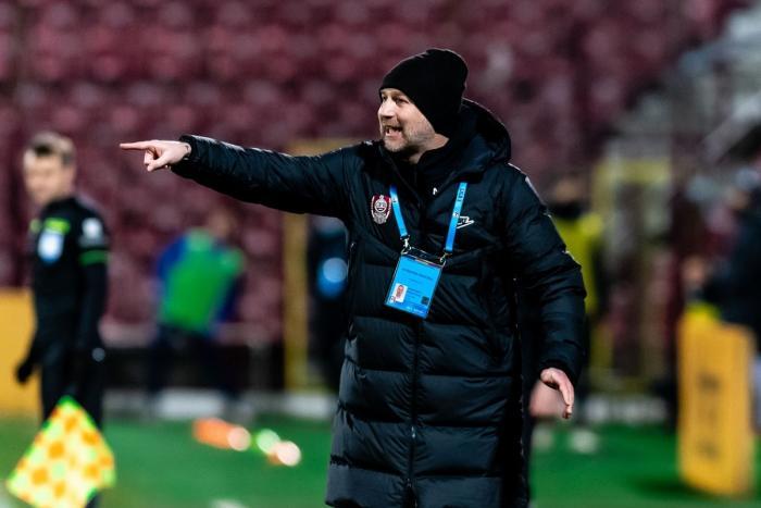 """Edi Iordănescu nu îşi menajează jucătorii înaintea derby-ului CFR – FCSB: """"E frumos să sărbătoreşti după o victorie!"""""""