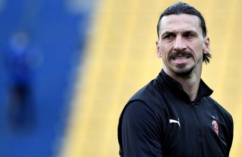 Scandalurile se țin lanț în jurul lui Zlatan Ibrahimovic! S-a aflat că suedezul e acționar la o casă de pariuri. Riscă sancțiuni uriașe