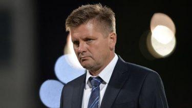 Dusan Uhrin, antrenor Dinamo