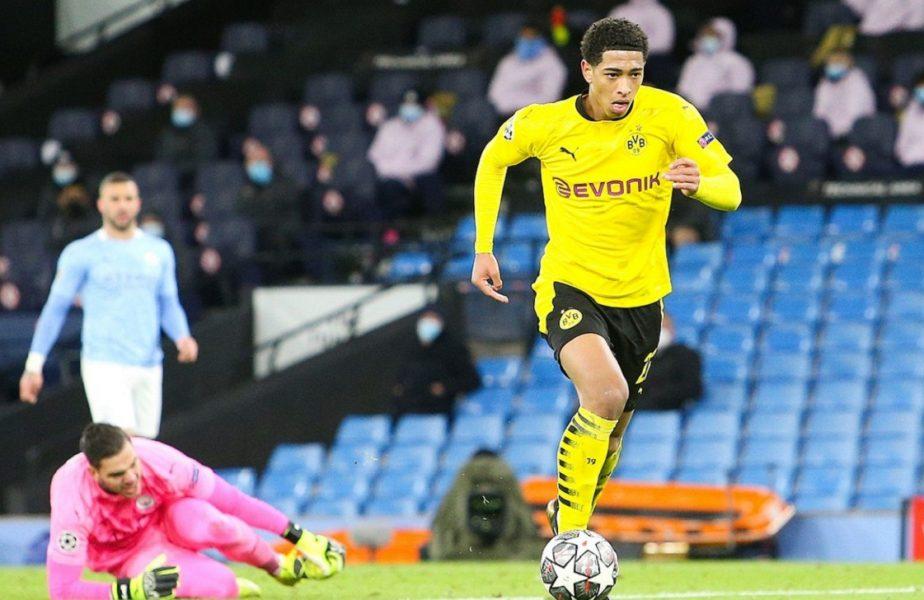 Borussia Dortmund – Manchester City | Jude Bellingham, puștiul recordurilor! Ce performanță a atins după ce a înscris un gol fabulos