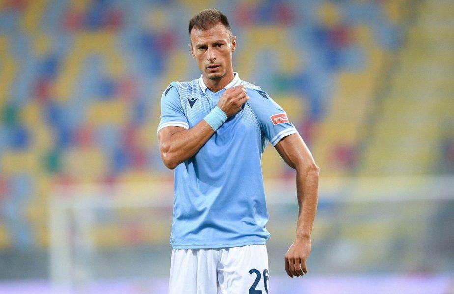 OFICIAL | Ștefan Radu și-a prelungit contractul cu Lazio. Anunțul făcut de clubul italian