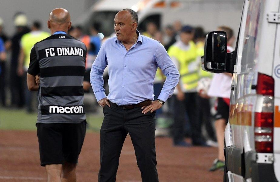 """Florin Prunea, semnal de alarmă după revenirea lui Dusan Uhrin la Dinamo. """"Chiar nu înţeleg. E o mare problemă!"""". Ce le-a transmis fanilor din PCH"""