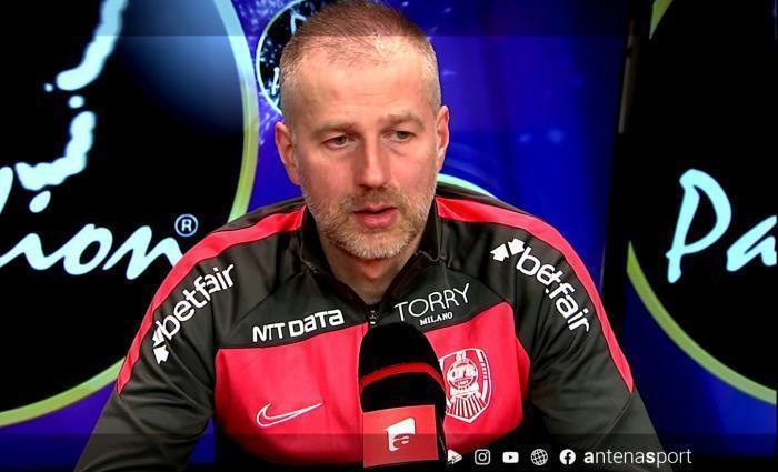 CFR Cluj – FCSB | Lovitură dură pentru Edi Iordănescu. Caz de Covid-19 în lotul campioanei chiar în ziua Supercupei României