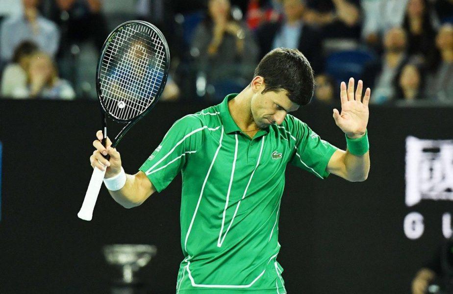 Novak Djokovic, eliminare surprinzătoare la Monte Carlo! Liderul mondial, învins de Daniel Evans în optimile de finală