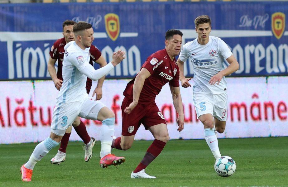 Patru meciuri din Liga 1 în ziua de Paşte! Când se joacă derby-ul dintre FCSB şi CFR Cluj