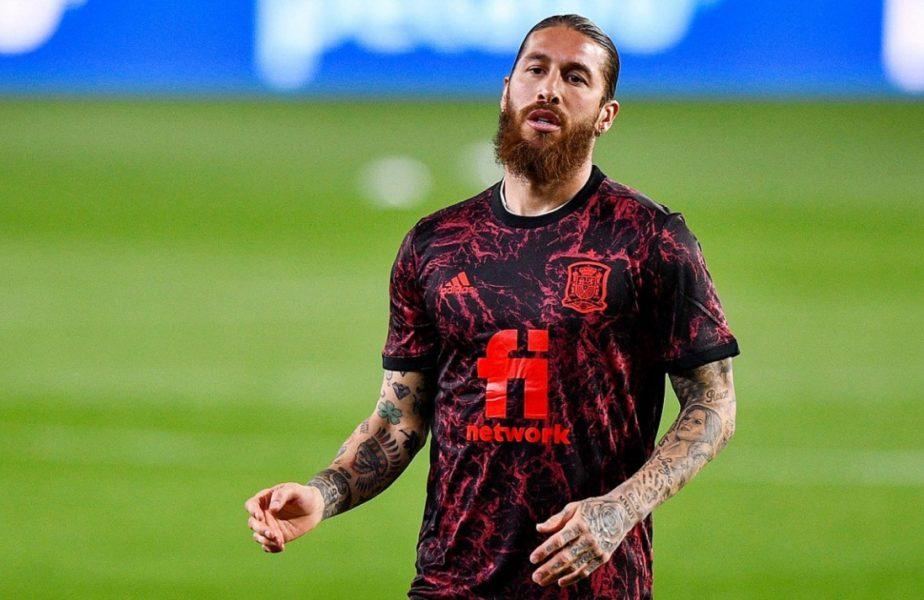 "VIDEO | Infectat cu COVID-19, Sergio Ramos trage de fiare acasă: ""Corona cine? Vom reveni!"" Spaniolii i-au compus o melodie: ""Legenda"""