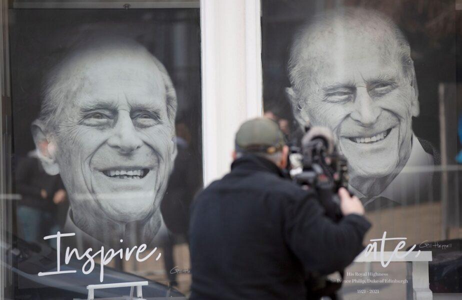 Ediție Specială ObservatorNews.ro, sâmbătă 16:30: Vezi LIVE funeraliile Prințului Philip. Lista invitaţilor, decisă personal de regina Elisabeta