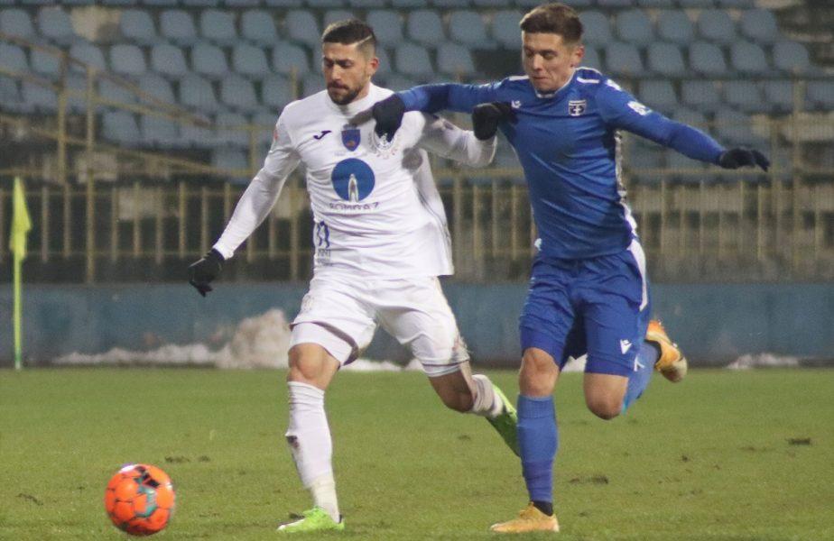 """Gaz Metan – FC Voluntari 1-1. Remiza nimănui! Lupta din play-out e mai """"încinsă"""" ca niciodată"""