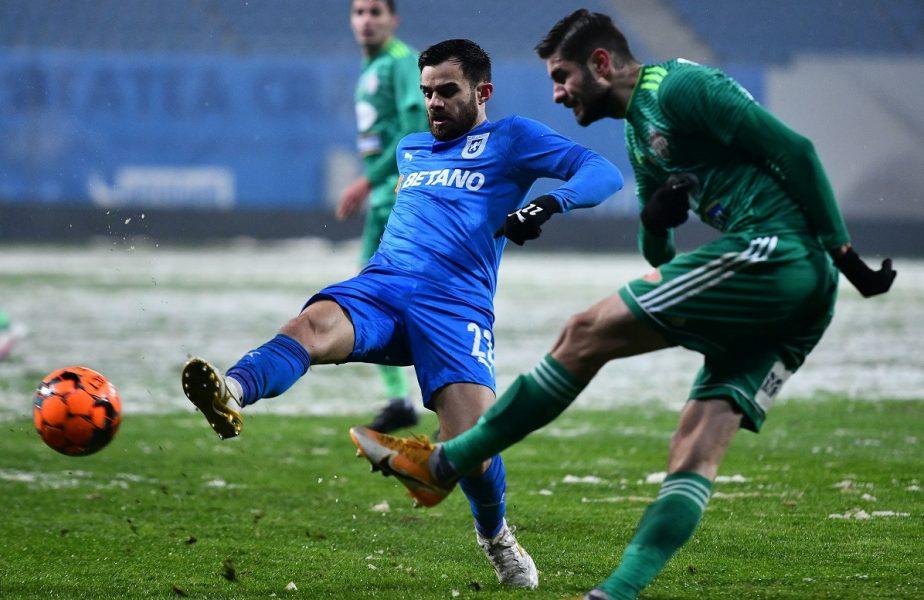 Universitatea Craiova – Sepsi 0-0. Oltenii au început cu stângul play-off-ul! Jucătorii lui Ouzounidis, trei meciuri consecutive fără gol marcat în Liga 1. Cum arată clasamentul