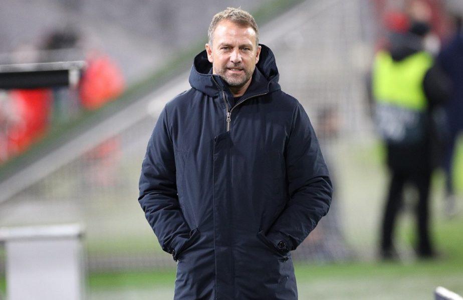 """Bayern rămâne fără antrenor! Hansi Flick va pleca la finalul sezonului: """"Era important ca jucătorii să afle de la mine!"""" Ce ofertă de nerefuzat are tehnicianul"""